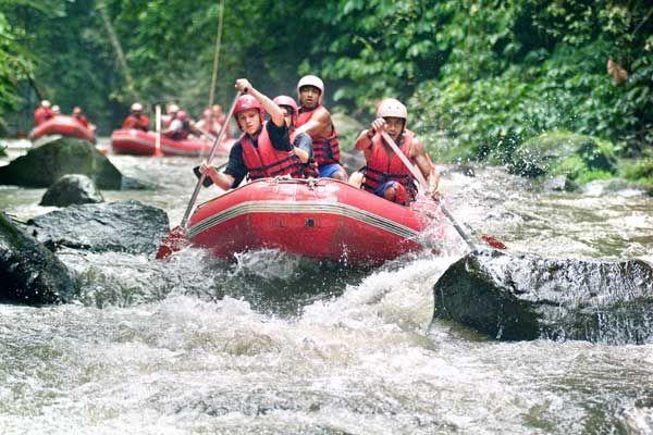 10 лучших активных развлечений на Бали!
