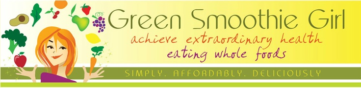 A Green Food Diet - raw food | alkaline water | Ormus | Green Smoothie Girl | 12 Steps to Whole Food Eating