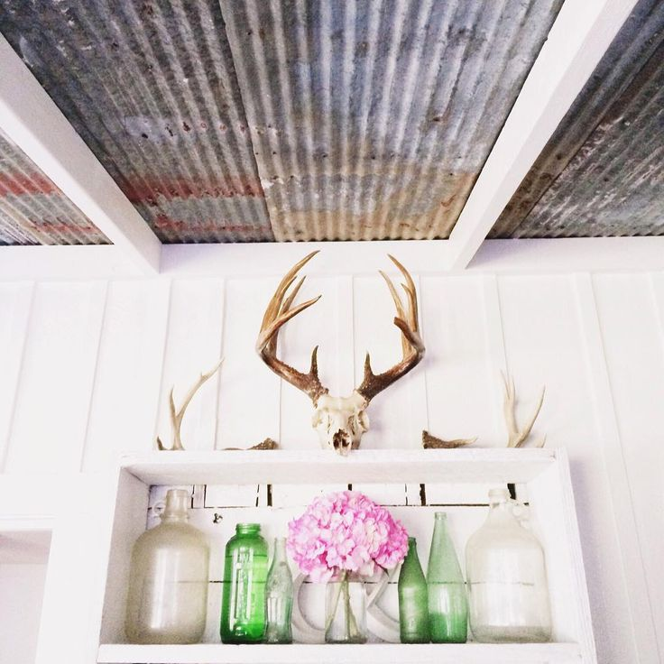 Our All Time Favorite Rustic Spaces: 25+ Best Ideas About Barn Tin On Pinterest