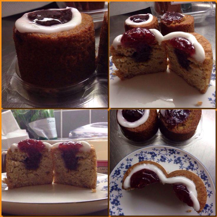 Runebergin torttu, Runeberg cake