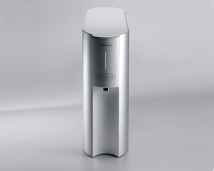 CONVEX TO CONCAVE_2 by Kim Seungwoo ___________________________ water purifier hot & cool easy to use filter maintenance aluminum good usability slim compact design