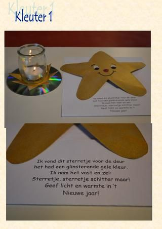 ISSUU - Nieuwjaarsbrieven kleuter by Jan Vanwynsberghe