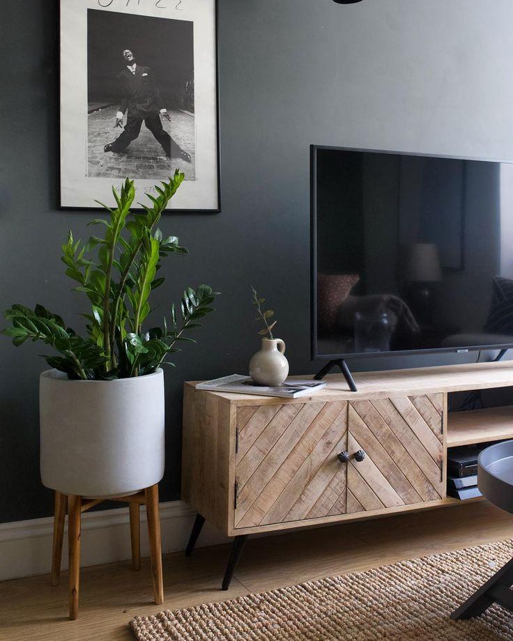 Parede cinza: 70 fotos de ambientes confortáveis e estilosos – Taylor Wagner