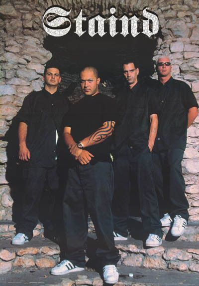 Break the Cycle of having bare walls with this awesome Staind poster! An original published in 2001! Fully licensed. Ships fast. 24x34 inches. Need Poster Mounts..? bm6881