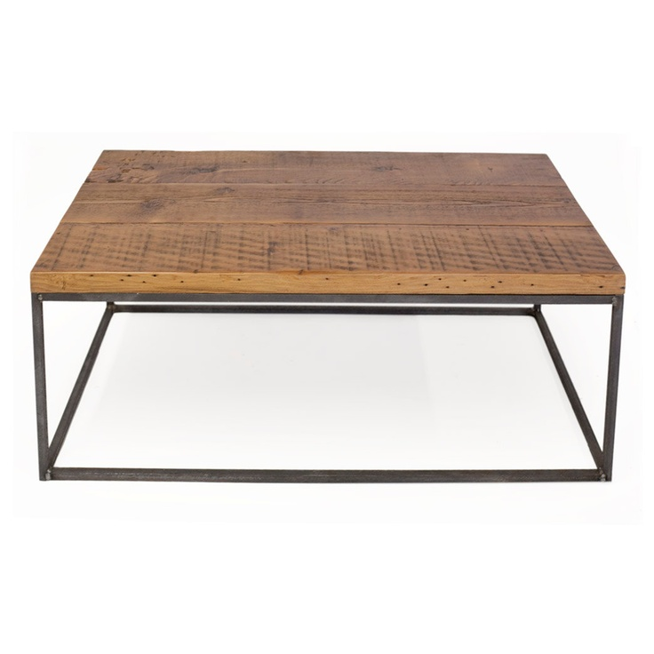 Croft House Coffee Table Reclaimed From Train Station