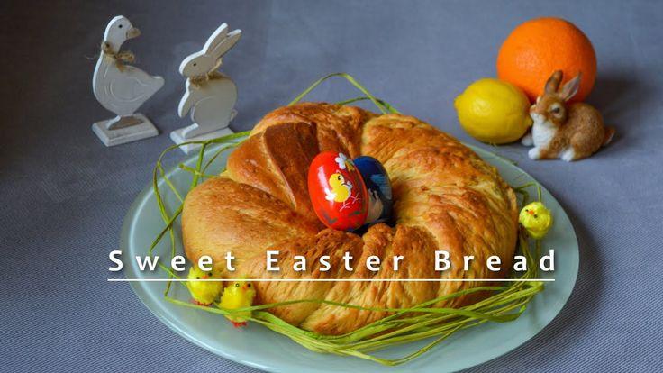 Italian Sweet Easter Bread