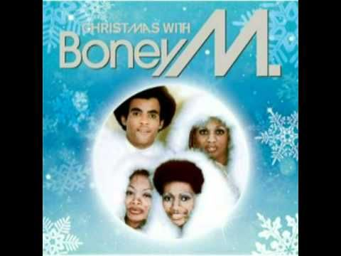 Boney M: Feliz Navidad   Boney m, Weihnachtslieder, Musik
