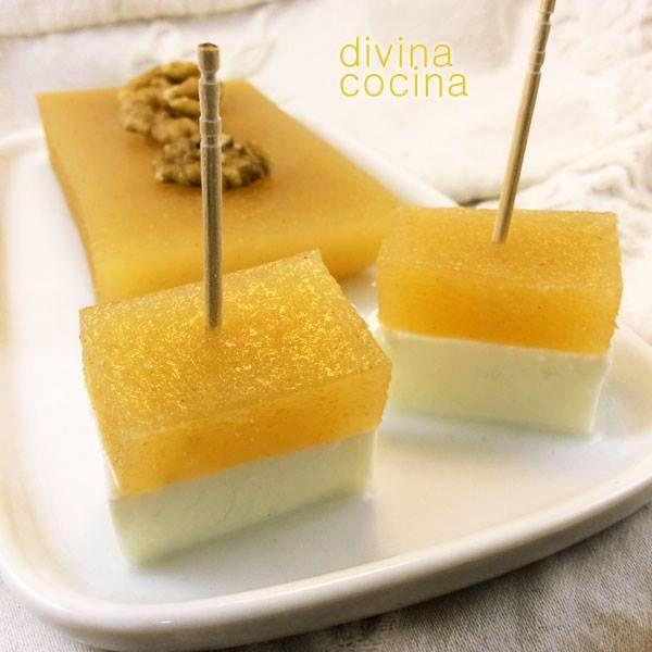 Dulce de manzanas < Divina Cocina