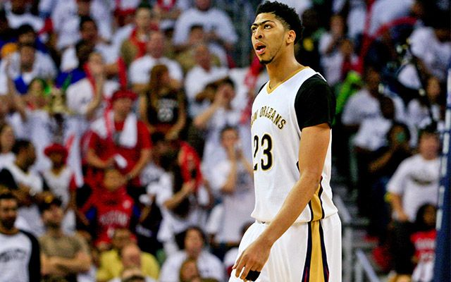 Anthony Davis on board with Alvin Gentry's changes to Pelicans' offense
