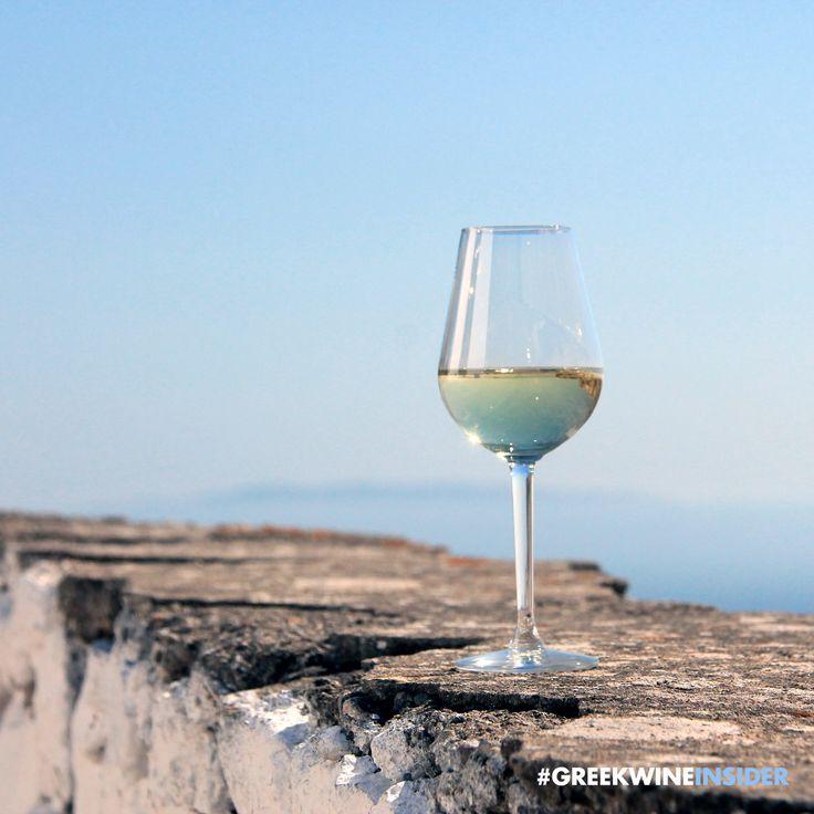 Gazing the Aegean Sea