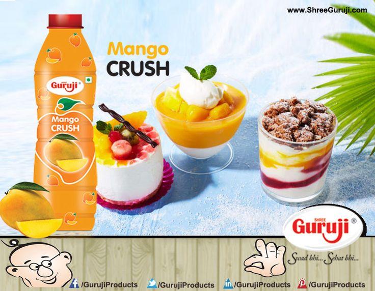 how to make mango crush