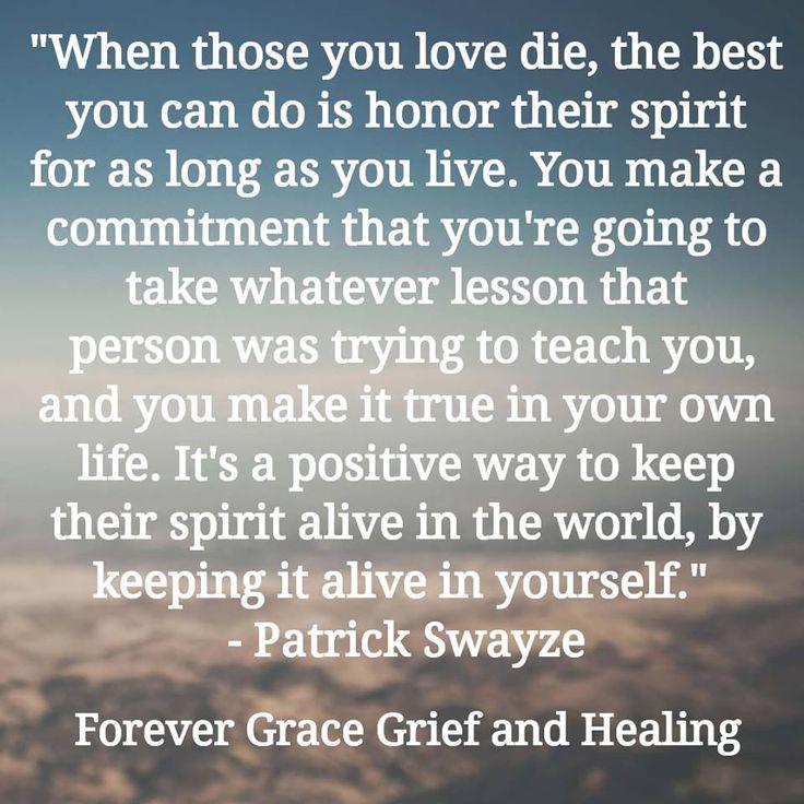 #ForeverGraceGriefandHealing