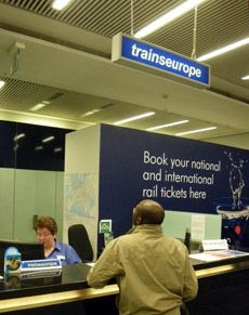Budget train fares are here...  It's just a matter of knowing where to go and booking in advance, for amazingly cheap European train fares.