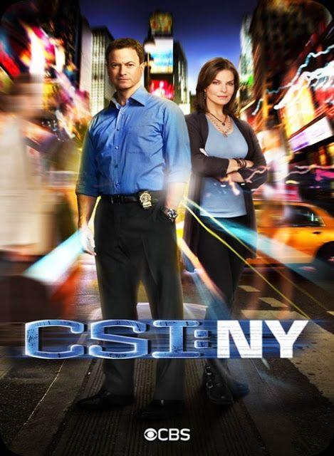 Un peu de lecture: Série vintage 📺 CSI : New York