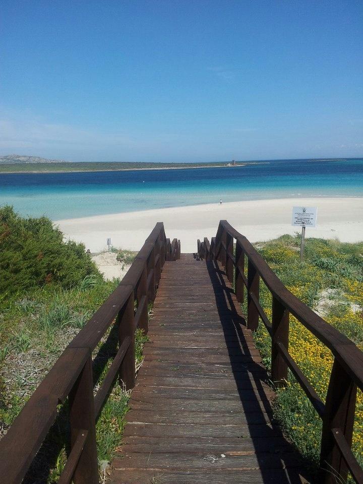 La spiaggia deserta ;)