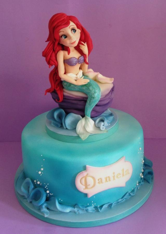 Ariel... - Cake by Cristina