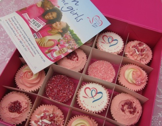 Race for Life Cupcakes 1