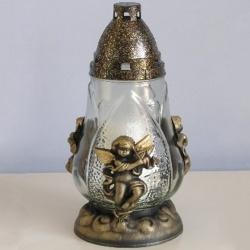 candela cu ingeras de la http://www.serplastsrl.ro/