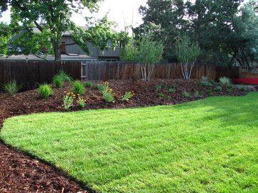 105 best images about berm landscaping on pinterest for Landscape berm design