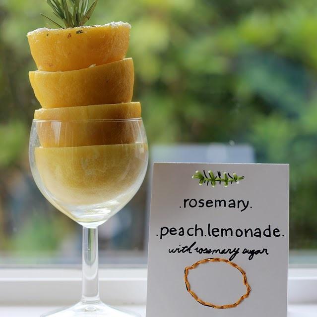 ... on Pinterest | Peach lemonade, Virgin cocktails and Cocktails