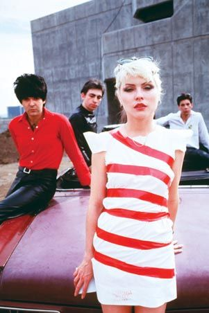 Debbie Harry | The Ultimate Rock and Pop Music History Website - ROKPOOL