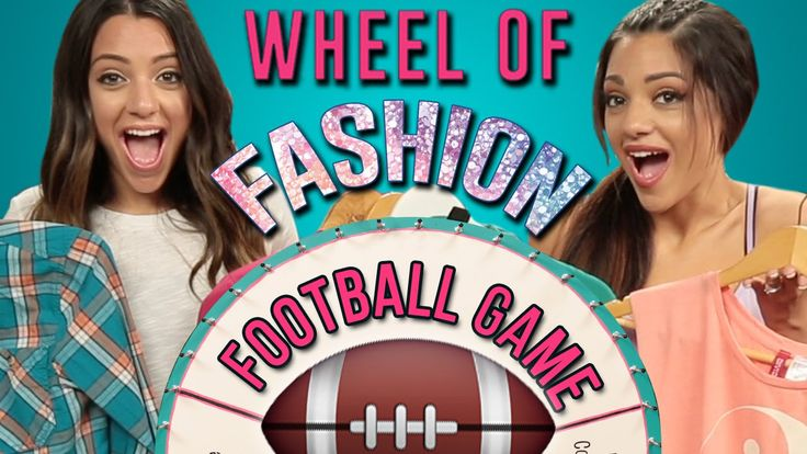 How to Dress for Football Games OOTD Challenge with Niki and Gabi