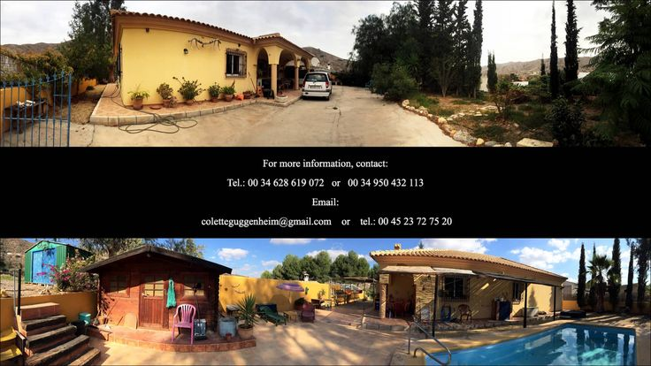 Wonderful House for SALE in the Almeria mountains Spain on Vimeo
