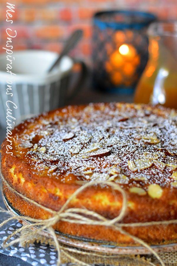 pear cake / fondant aux poires