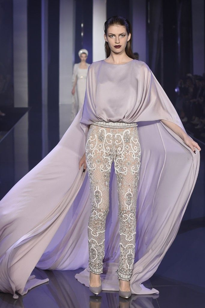 One of my favorite looks from Ralph & Russo Fall 2014 Couture Collection