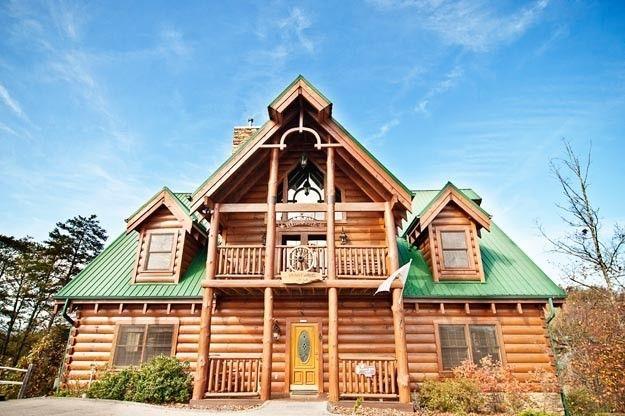 145 best eagles ridge resort cabins images on pinterest for Eagles ridge log cabin