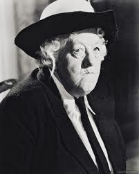 Margaret Rutherford was an English character actress. In 1963 she won the best supporting actress Oscar as The Duchess of Brighton in The VIPs. She is probably best known for her 1960s performances as Miss Marple in several films based loosely on Agatha Christie's novels. She died on May 22, 1972 at the age of 80