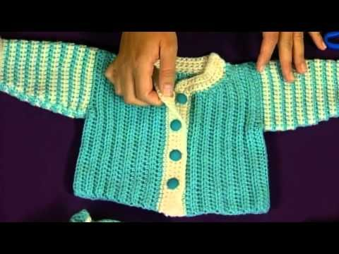 Learn Crochet Finishing Techniques with Red Heart Yarns