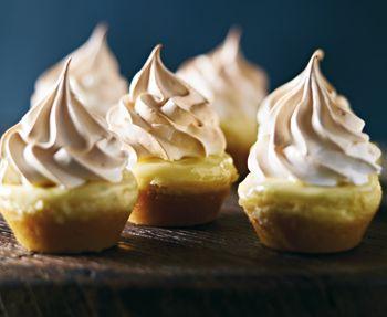 Kate Bracks's little lime meringue pies - Eat Out
