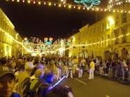 Tralee, Ireland during the Rose of Tralee Competition!