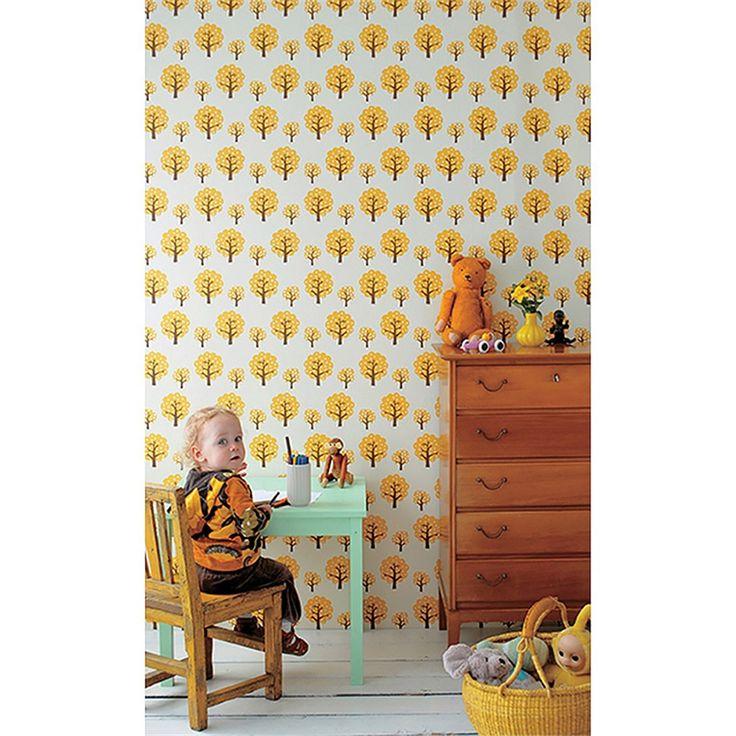 Tapet Ferm Living Dotty 501 - Barntapet - Tapeter - Bygghemma.se