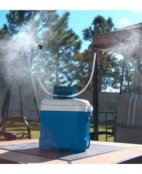45 Best Residential Misting Systems Images On Pinterest