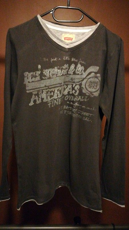 0e174c4e533 Shirt Vinted Taille Tee Ans Pinterest 14 Levi s Shirts 6qUdxdZw