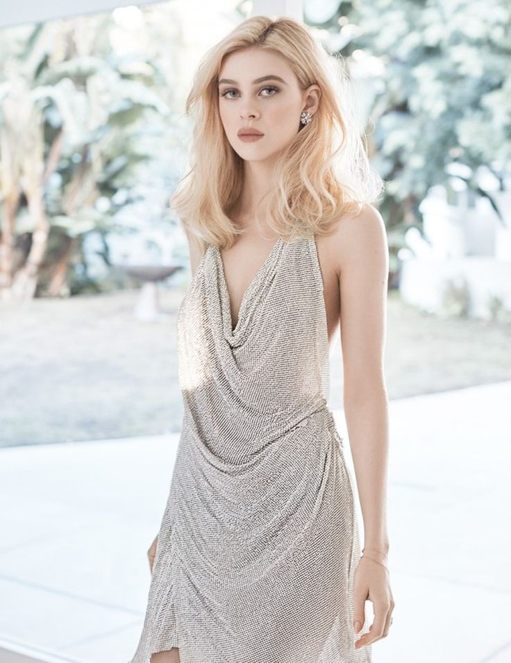 Photography: Miguel Reveriego Styled by: Belen Antolin Hair: Christian Wood Makeup: Christian Wood Actress: Nicola Peltz