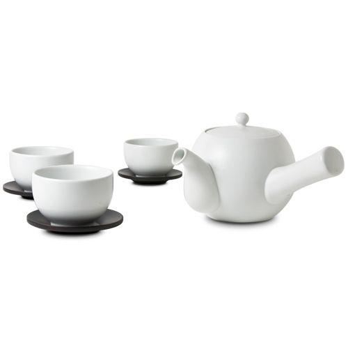 광주요 모던 3인 다관세트 / Kwangjuyo Modern teapot set (3 person) / 114,750 won