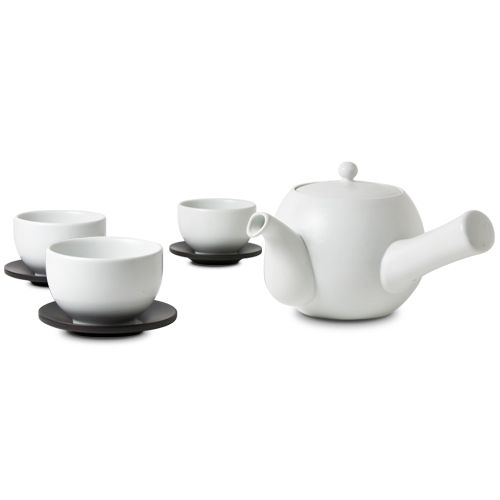 광주요 모던 3인 다관세트 / Kwangjuyo Modern teapot set (3 person) / 114,750 won