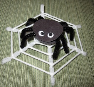 Anansi Spider Craft Ideas