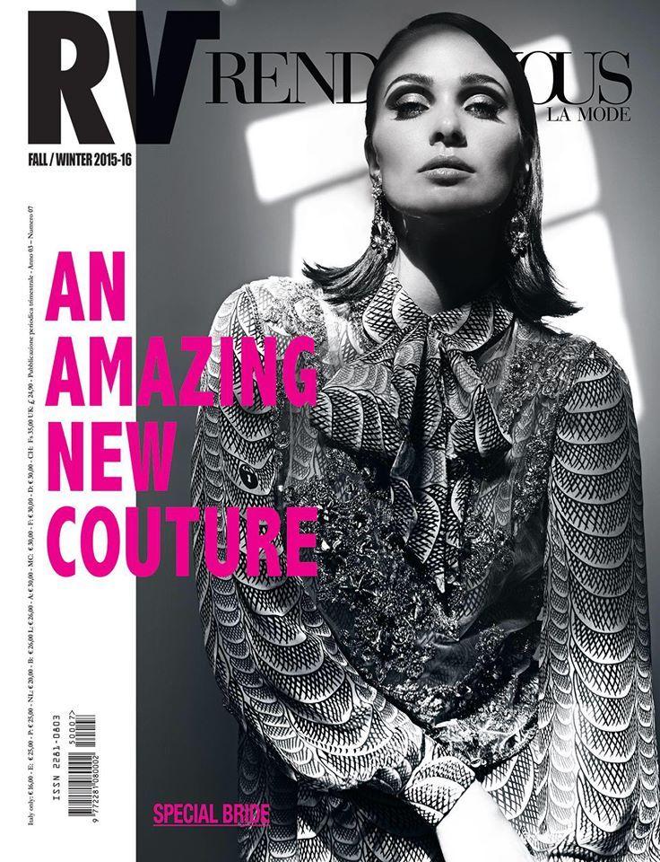 Rendez-vous de la Mode Haute Couture/Bride issue 7. September 2015.