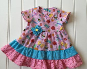 Easter Dress for Toddler Baby Easter Dress by DiMaDaisyBoutique