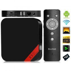 $78.99 Ideastar X5II Quad Core 2G RAM 8G ROM Android 4.2 TV Box/Mini PC Support Bluetooth 4.0/WiFi