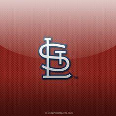 St Louis Cardinals Logo HD desktop wallpaper Fullscreen