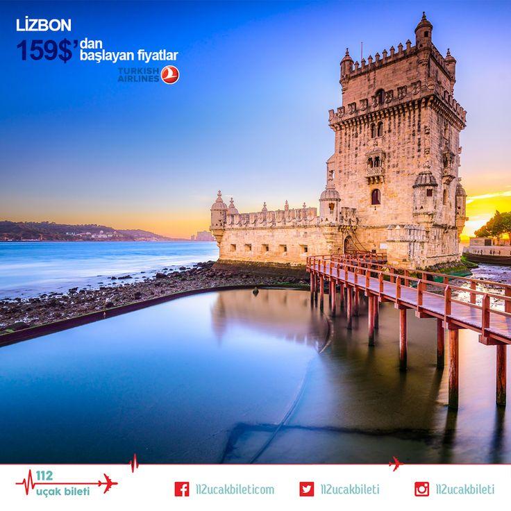 Arnavut kaldırımları, Belem Kulesi, yedi tepesi ve tramvaylarıyla, #Lizbon bu #yaz tatiliniz için tercih edebileceğiniz rotaların başında geliyor.