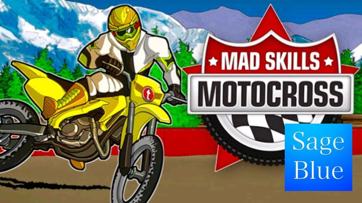 Mad Skills Motocross: More Challenges gameplay