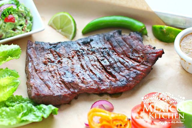 Carne Asada recipe, Mexican Style #beef #mexicanrecipes #food #mexicancuisine #homecook