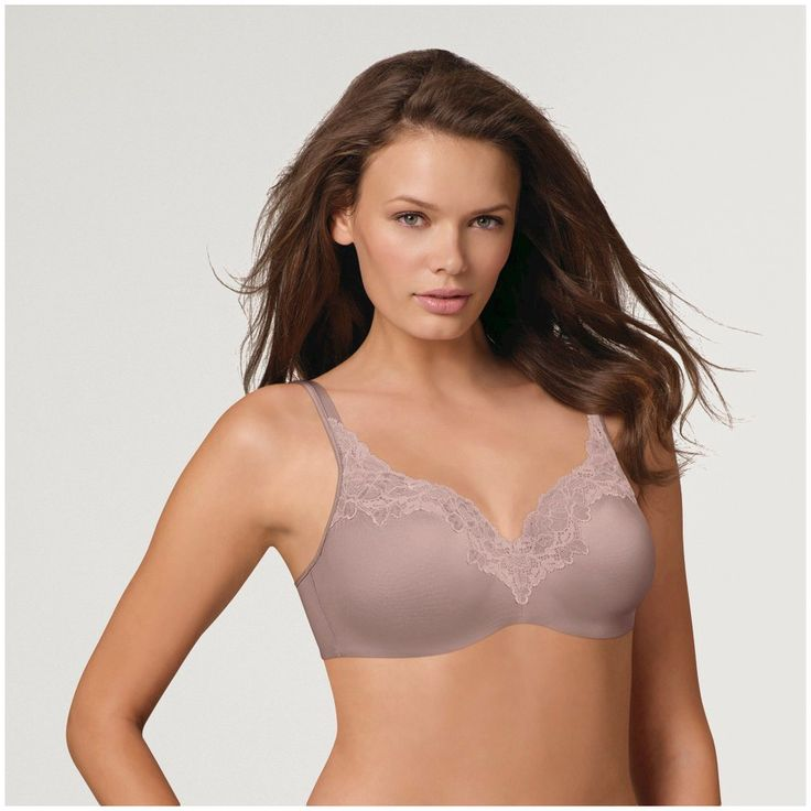 Playtex Secrets Women's Body Revolution Underwire Bra 4823 - Grey 38DDD