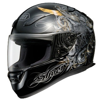 Shoei Warlord Southern Honda Powersports Shoei Collection…